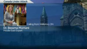 Dr. Bessma Momani on terrorism attack in Canada