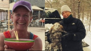 Missing Ontario hikers emerge from woods after a week