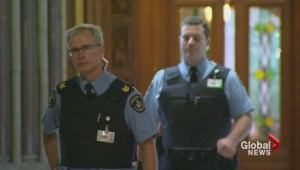 Ottawa Shooting: MPs back in caucus one week after attack
