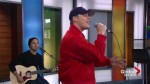 Rapper Illy performs 'Papercuts' live on The Morning Show