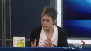 Ann Marie MacDonald in Halifax