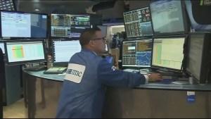North American markets take a big hit,  closing down sharply