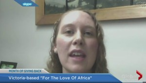 Month of Giving: For the Love of Africa