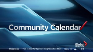 Saskatoon Community Calendar – July 18