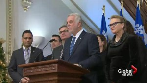 Quebec Liberals letting down the middle class?