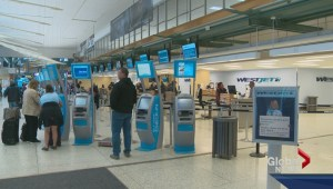 WestJet now charging for checked bag