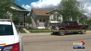 Community mourns loss of girl and father in Red Deer
