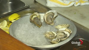 Weather linked to rise in shellfish-related illness