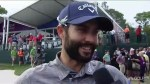 Canada's Adam Hadwin says he just wanted a chance to win