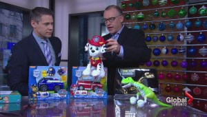 Toronto toy company wants to spread the cheer this Christmas