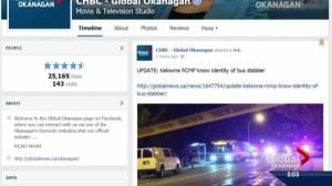 Residents react to bus murder on social media