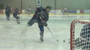 Top young female hockey players in Winnipeg