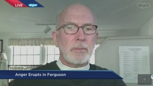 Reverend Steve Lawler on Ferguson unrest