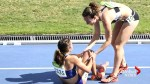 Rio 2016: Touching display of sportsmanship between American, New Zealand runners