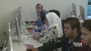 Dalhousie coding camp helps Syrian students transition to life in Canada