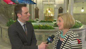 Interview: Alberta NDP Leader Rachel Notely