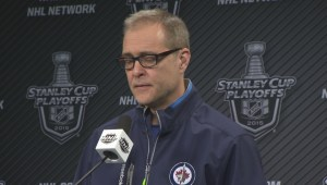'Good day to be a hockey player in Winnipeg': Jets coach Paul Maurice