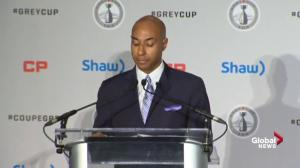 Jeffrey Orridge says injuries, especially to quarterbacks, is the biggest hindrance the CFL must overcome