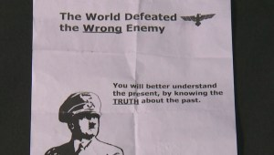 Pro-Nazi flyer found in East Vancouver mailboxes