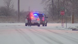Large police presence in River East area Monday morning