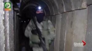 Israel ramping up efforts to destroy underground Hamas tunnels
