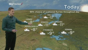 Global's Cole Deakin with your full Skytracker Forecast Thursday morning