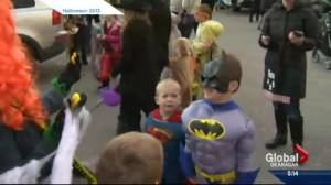 Okanagan Residents urged to play it safe this Halloween