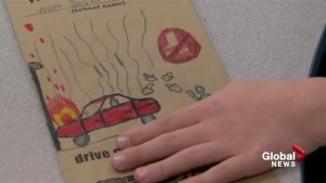 Calgary kids fight impaired driving this Holiday Season