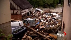 3 suspected dead as floods ravage southern Germany