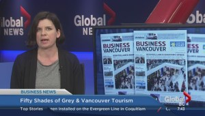 BIV: Fifty Shades of Grey and Vancouver tourism