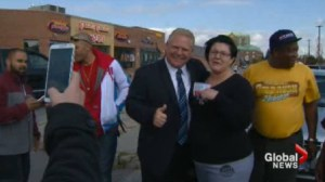 The final ten days may be the toughest days of the Toronto mayoral campaign
