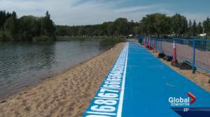 Hawrelak Park Lake deemed safe after blue-green algae concerns