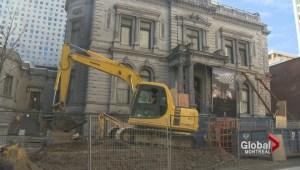 Mount Stephen Club renovations