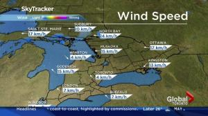 Toronto weather forecast: May 26, 2016