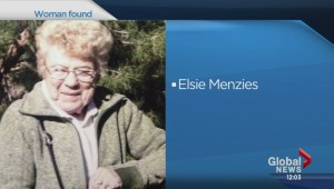 Body of missing senior found