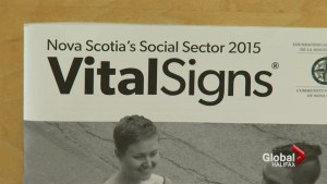 2015 Vital Signs Report released