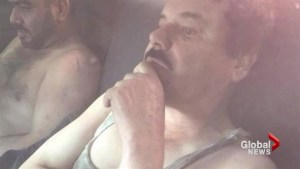 El Chapo captured after six-month manhunt