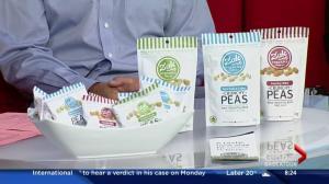Healthy snacks from Zak Organics Food