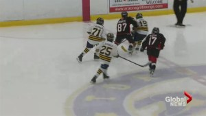 "GTA hockey league to ban body checking during ""A"" level games"