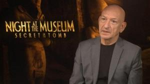 'Night at the Museum' stars talk hacking of Sony Pictures