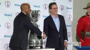 Shaw, CFL announce Grey Cup sponsorship deal