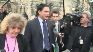 Sen. Patrick Brazeau hospitalized with serious injuries