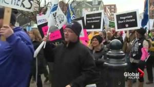 Nova Scotia teachers returning to work-to-rule Monday