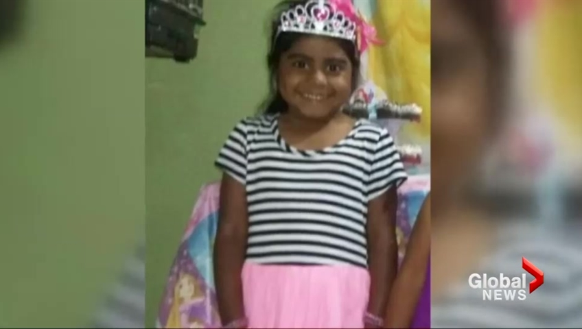 Missing North Carolina girl was chained to tree