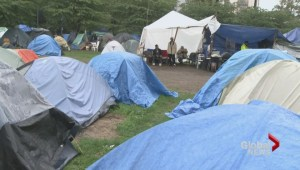 Health and safety concerns at Oppenheimer Park's tent city