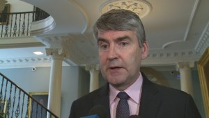 Premier Stephen McNeil reacts to Fort McMurray wildfire