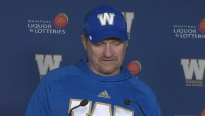 RAW: Blue Bombers Mike O'Shea Media Briefing – April 26