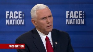 VP-elect Pence says Trump advisers didn't have contact with Russia during election