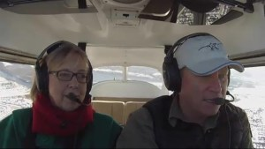 Plane Talk with Elizabeth May: Extended Version
