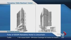 BIV: Fate of $50 million Nanaimo hotel is uncertain